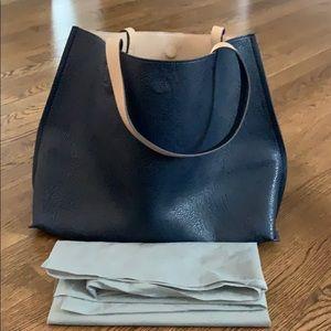 Reversible Large Tote Bag
